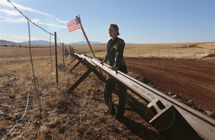 southern border arizona